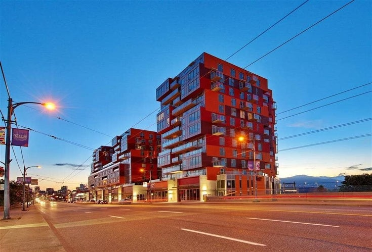 504 983 E HASTINGS STREET - Strathcona Apartment/Condo for sale, 1 Bedroom (R2499803)
