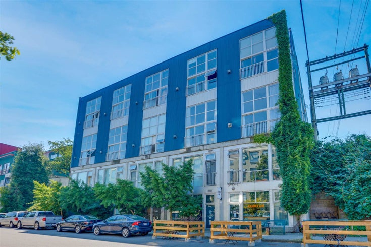 220 226 228 E 4TH AVENUE - Mount Pleasant VE Apartment/Condo for sale, 3 Bedrooms (R2597640)