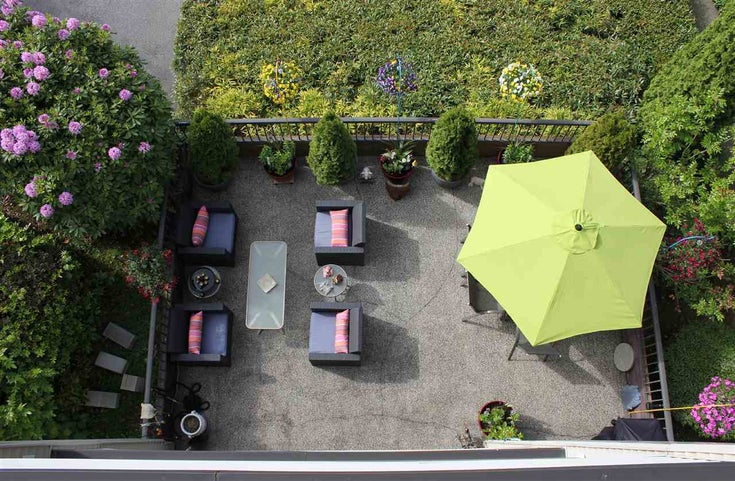 106 1048 KING ALBERT AVENUE - Central Coquitlam Apartment/Condo for sale, 1 Bedroom (R2024889)