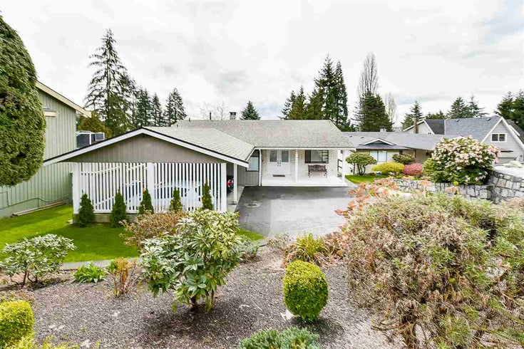 371 DARTMOOR DRIVE - Coquitlam East House/Single Family for sale, 5 Bedrooms (R2161830)