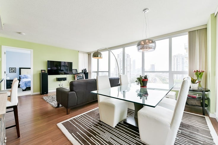 1804 2232 DOUGLAS ROAD - Brentwood Park Apartment/Condo for sale, 2 Bedrooms (R2195305)