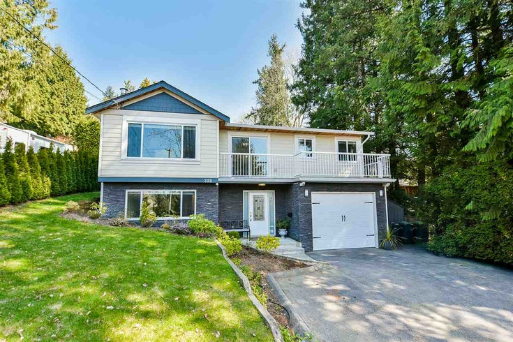 319 DECAIRE STREET - Central Coquitlam House/Single Family for sale, 5 Bedrooms (R2470854)