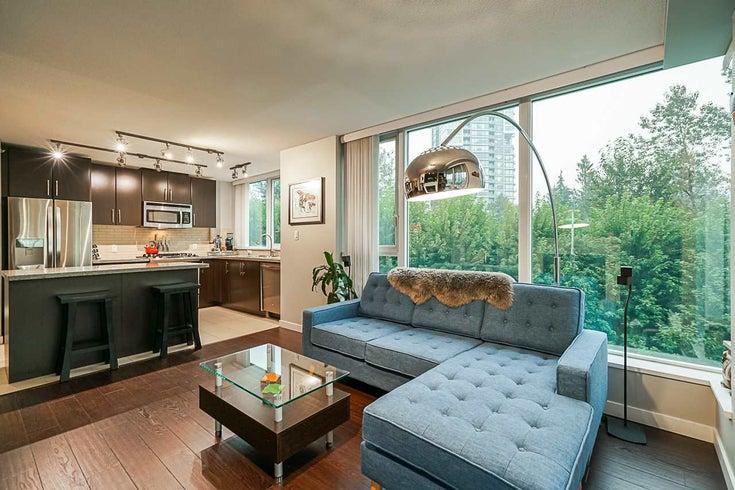 801 660 NOOTKA WAY - Port Moody Centre Apartment/Condo for sale, 2 Bedrooms (R2503381)
