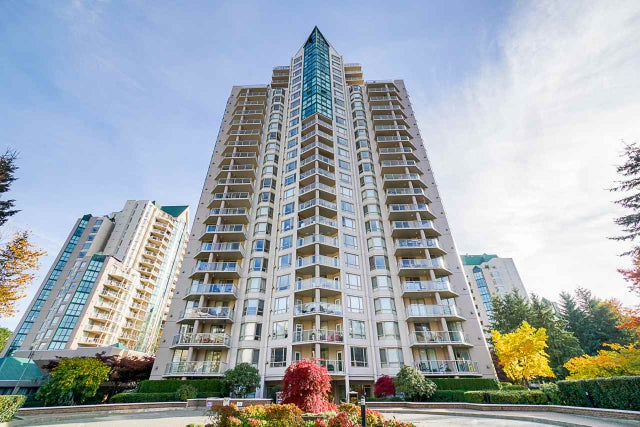 701 1199 EASTWOOD STREET - North Coquitlam Apartment/Condo for sale, 2 Bedrooms (R2514648)