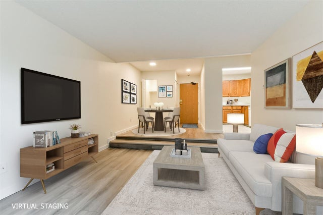 1204 13837 100TH AVENUE - Whalley Apartment/Condo for sale, 1 Bedroom (R2562181)
