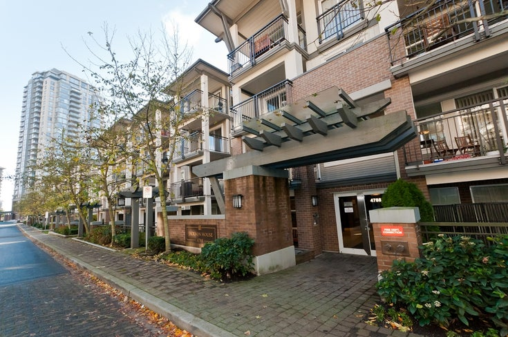 314 - 4788 Brentwood Drive, Burnaby - Brentwood Park Apartment/Condo for sale, 1 Bedroom (R2017447)