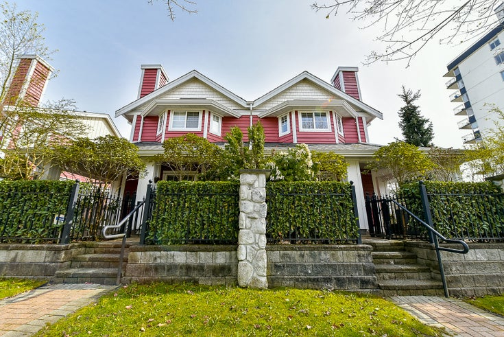 52 620 QUEENS AVENUE - Uptown NW Townhouse for sale, 2 Bedrooms (R2156204)