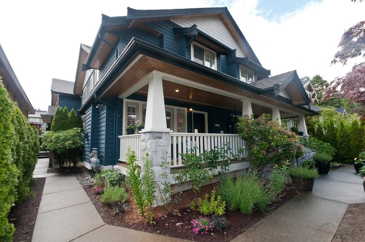 3183 Sunnyhurst Road, North Vancouver - Lynn Valley Townhouse for sale, 4 Bedrooms (V1070780)