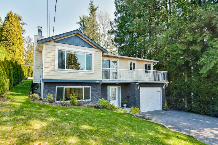 319 DECAIRE STREET - Central Coquitlam House/Single Family for sale, 5 Bedrooms (R2450320)