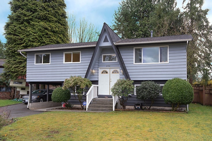 21732 123rd Avenue, Maple Ridge - West Central House/Single Family for sale, 4 Bedrooms (V1112317)