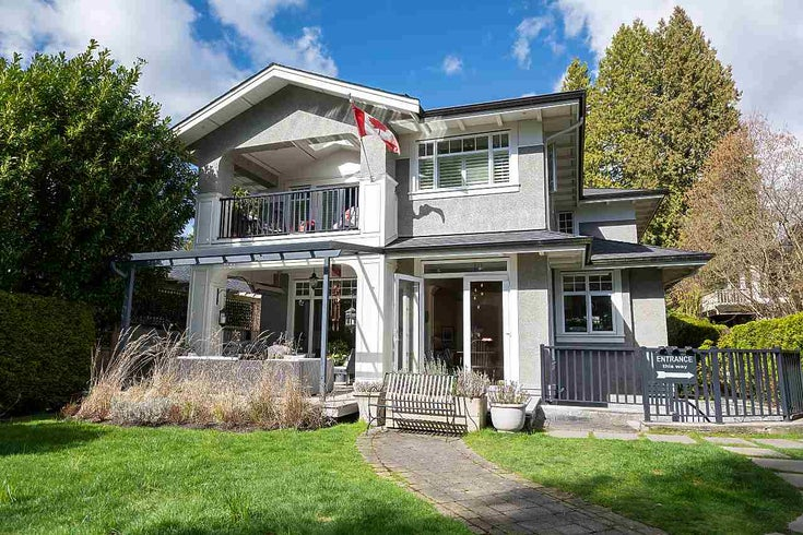 1447 OTTAWA AVENUE - Ambleside House/Single Family for sale, 4 Bedrooms (R2556817)