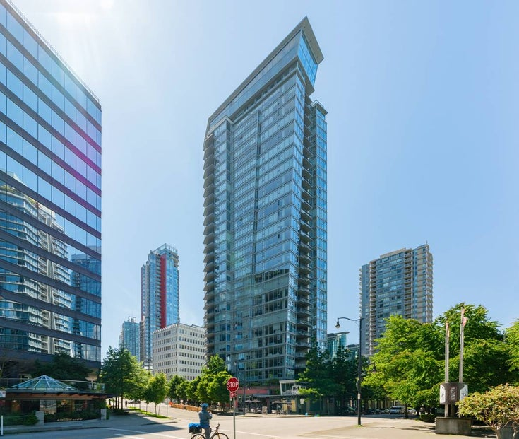 1205 W Hastings - Coal Harbour Apartment/Condo for sale, 2 Bedrooms