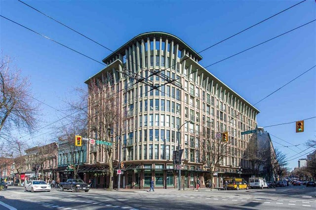 213 1 East Cordova, Vancouver, BC - Downtown VE Apartment/Condo for sale