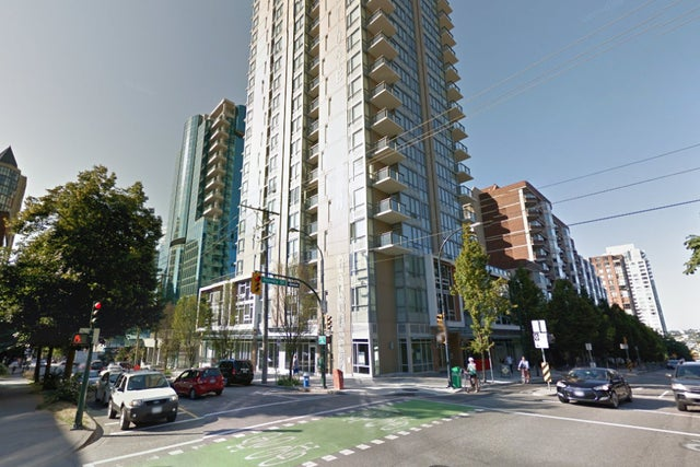 1308 Hornby Street Vancouver BC - Yaletown Apartment/Condo for sale, 1 Bedroom