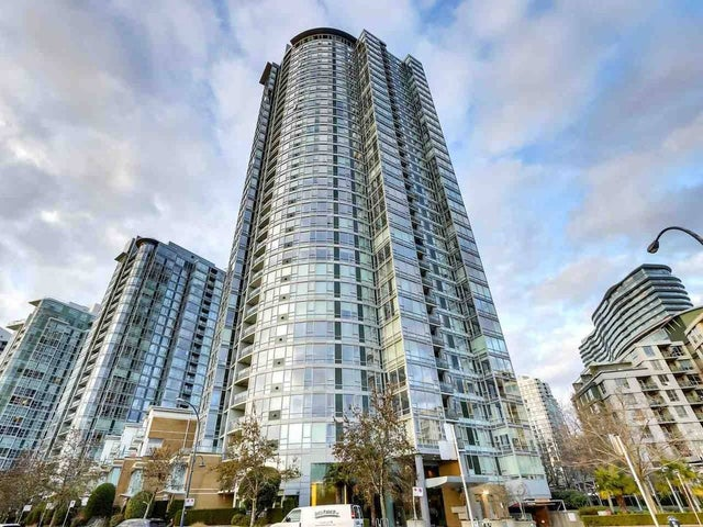 1033 Marinaside Crescent, Vancouver, BC - Yaletown Apartment/Condo for sale, 1 Bedroom