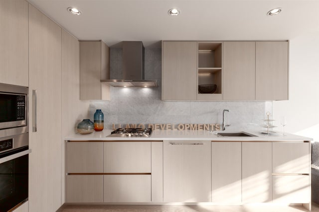 1811 89 Nelson St - Yaletown Apartment/Condo for sale, 1 Bedroom (Brand New Luxury 1 Bedroom @ ARC- Best Floorplan (Yaletown))