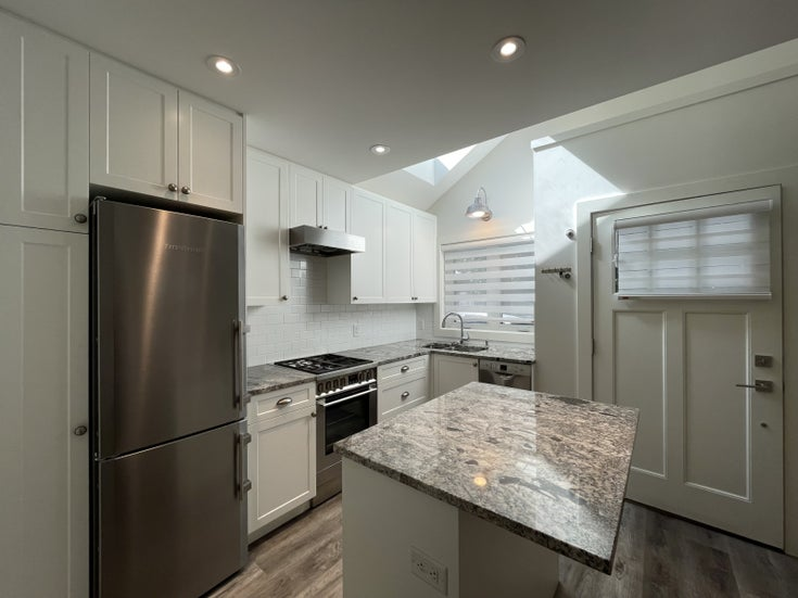 3 - 159 W 20th Avenue - Mount Pleasant VW House/Single Family for sale, 2 Bedrooms