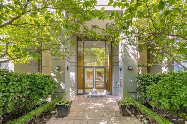 609 - 6888 Alderbridge Way - Brighouse Apartment/Condo for sale, 1 Bedroom