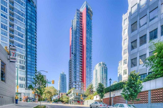 1211 Melville Street - Coal Harbour Apartment/Condo for sale, 3 Bedrooms