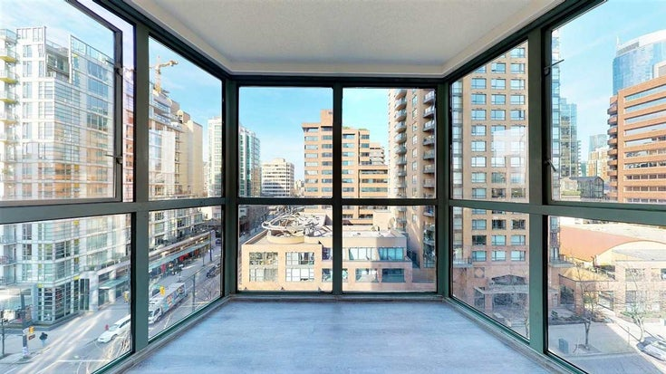 801 1188 HOWE STREET - Downtown VW Apartment/Condo for sale, 2 Bedrooms (R2439870)