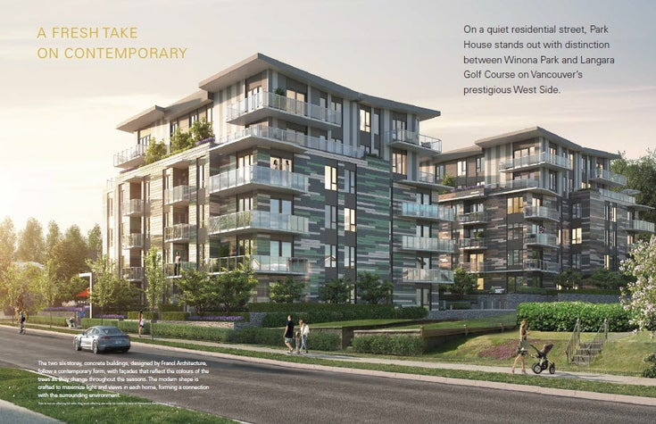 205 477 W. 59TH AVENUE  - Cambie Apartment/Condo for sale, 2 Bedrooms