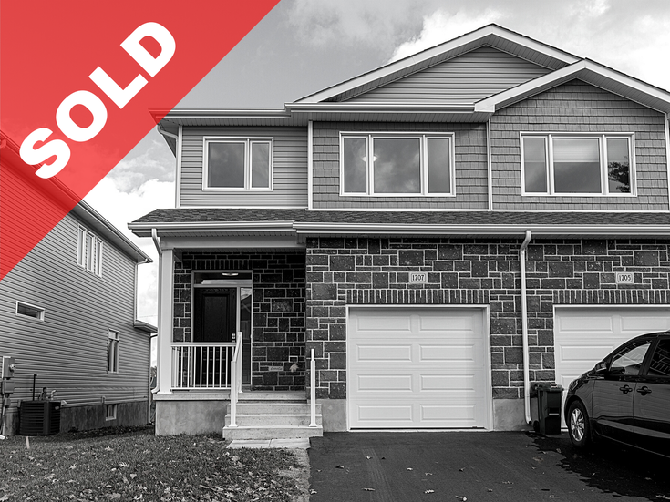 1207 Max Crescent - Kingston TWNHS for sale, 3 Bedrooms (K20006319)