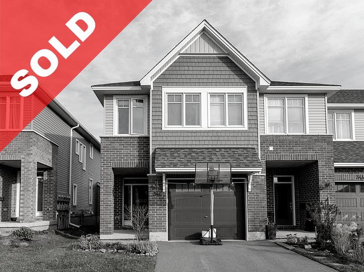 346 Holden Street - Kingston TWNHS for sale, 3 Bedrooms (K20006578)