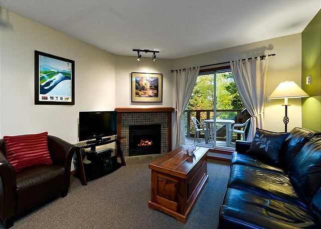 # 58 4388 NORTHLANDS BV - Whistler Village Townhouse for sale, 1 Bedroom (V864240)