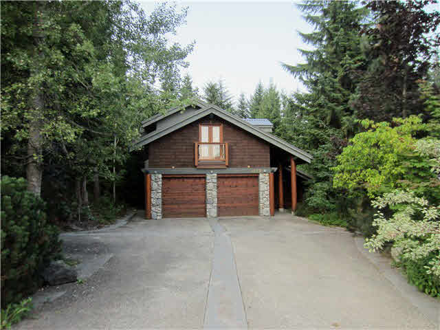 2437 LOS LENAS PLACE - Whistler Creek House/Single Family for sale, 3 Bedrooms (V1076067)