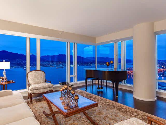 4401 1011 W CORDOVA STREET - Coal Harbour Apartment/Condo for sale, 2 Bedrooms (V1087109)