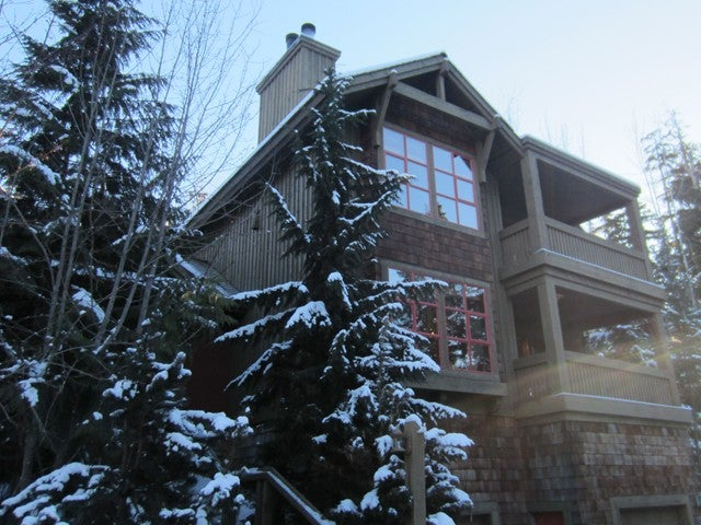 # 58E 4652 BLACKCOMB WY - Benchlands Townhouse for sale, 2 Bedrooms (V1097373)