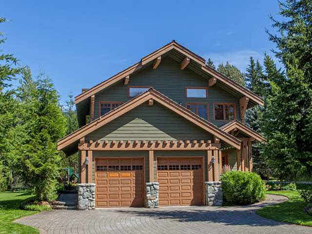 8124 MUIRFIELD CRESCENT - Green Lake Estates House/Single Family for sale, 4 Bedrooms (V1137688)