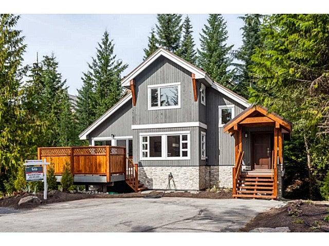 # 6 2636 WHISTLER RD - Nordic House/Single Family for sale, 4 Bedrooms (V1138703)