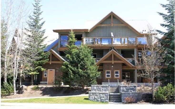 37 4388 NORTHLANDS BOULEVARD - Whistler Village Townhouse for sale, 1 Bedroom (R2090245)