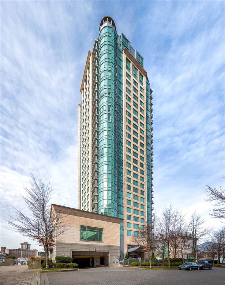 2302 323 JERVIS STREET - Coal Harbour Apartment/Condo for sale, 3 Bedrooms (R2090988)