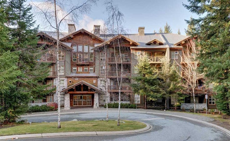 101 4660 BLACKCOMB WAY - Benchlands Apartment/Condo for sale, 1 Bedroom (R2146071)