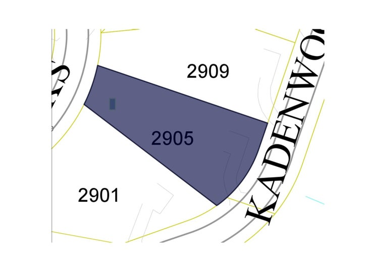 2905 KADENWOOD DRIVE - Bayshores for sale(R2179712)