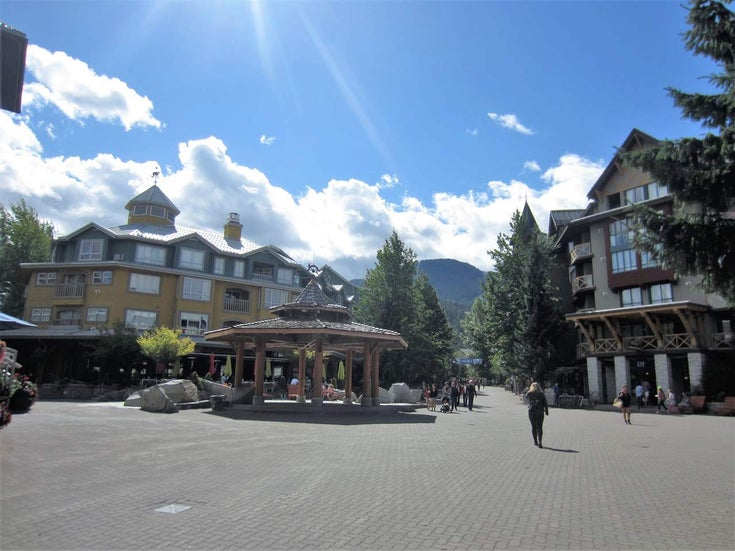310 4314 MAIN STREET - Whistler Village Apartment/Condo for sale, 1 Bedroom (R2198421)