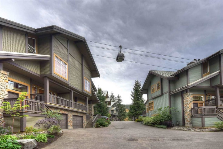 16 4501 BLACKCOMB WAY - Whistler Village Townhouse for sale, 3 Bedrooms (R2200985)