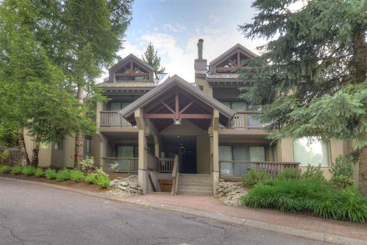 18 4510 BLACKCOMB WAY - Whistler Village Townhouse for sale, 2 Bedrooms (R2202173)
