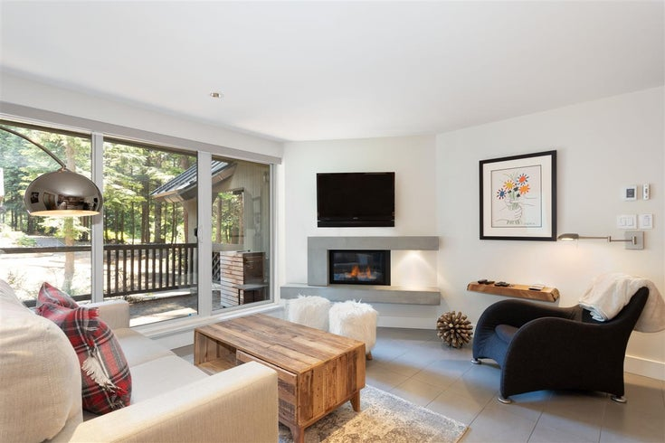 18 4510 BLACKCOMB WAY - Whistler Village Townhouse for sale, 2 Bedrooms (R2326731)