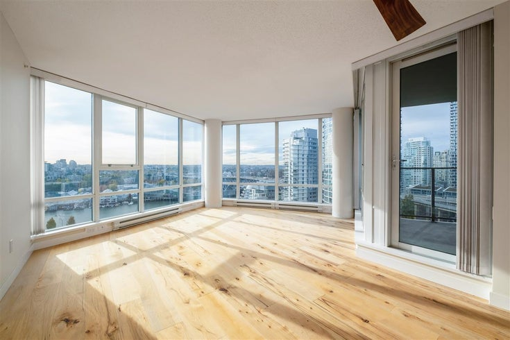 2003 1438 RICHARDS STREET - Yaletown Apartment/Condo for sale, 2 Bedrooms (R2516058)