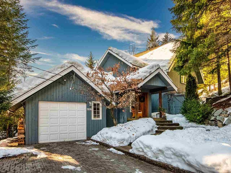 8312 MOUNTAIN VIEW DRIVE - Alpine Meadows House/Single Family for sale, 6 Bedrooms (R2542694)