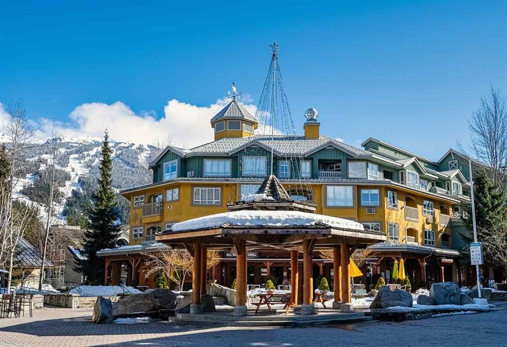 401 4314 MAIN STREET - Whistler Village Apartment/Condo for sale, 2 Bedrooms (R2553608)
