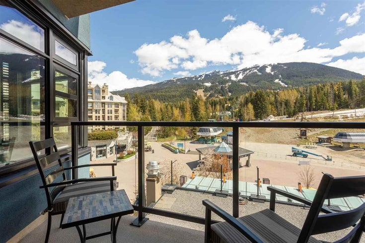 401 4280 MOUNTAIN SQUARE - Whistler Village Apartment/Condo for sale, 2 Bedrooms (R2577688)