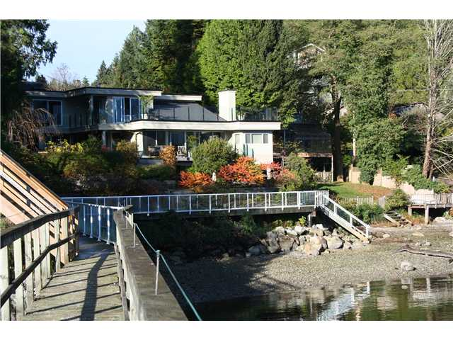 4541 STRATHCONA RD - Deep Cove House/Single Family for sale, 5 Bedrooms (V857961)