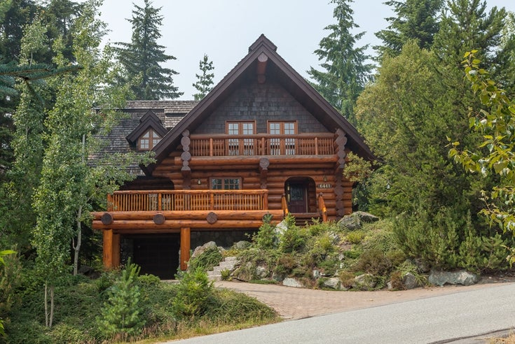 6441 ST. ANDREWS WAY - Whistler Cay Heights House/Single Family for sale, 5 Bedrooms (V1134756)