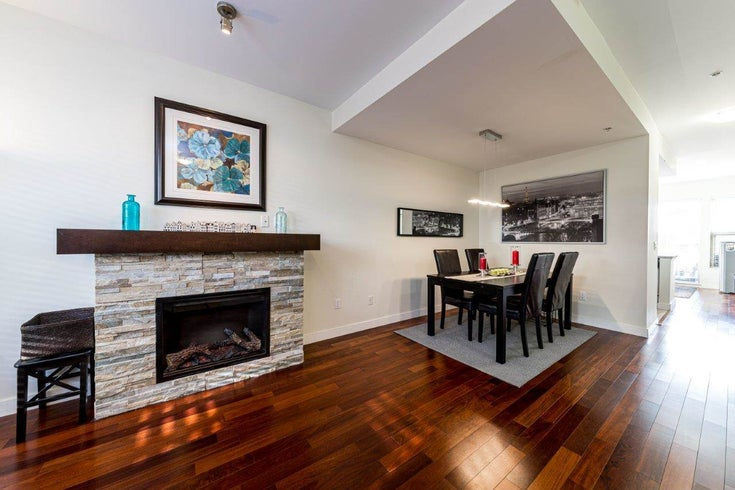 4 308 E 14TH STREET - Central Lonsdale Townhouse for sale, 2 Bedrooms (R2430121)