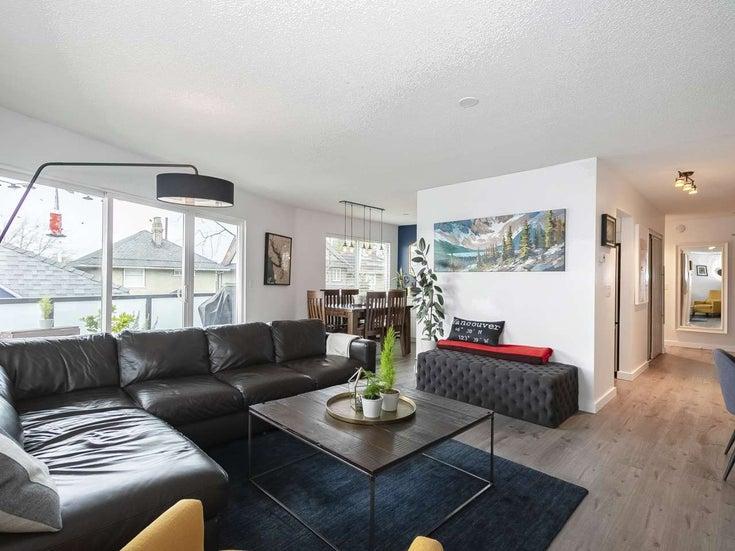 201 1429 WILLIAM STREET - Grandview Woodland Apartment/Condo for sale, 1 Bedroom (R2330295)