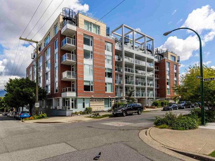 116 311 EAST 6TH AVENUE - Mount Pleasant VE Apartment/Condo for sale, 1 Bedroom (R2582570)